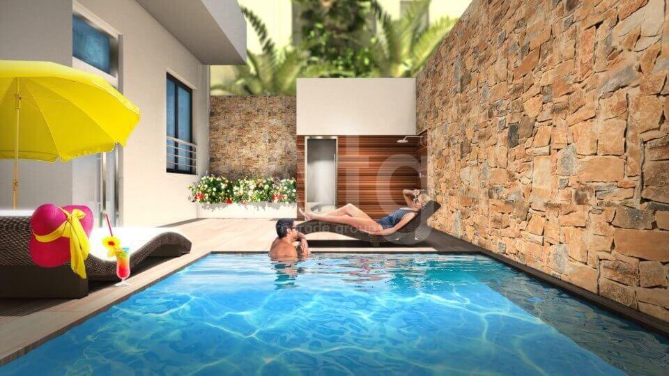 Appartement de 2 chambres à Torrevieja - AG5871 - 30