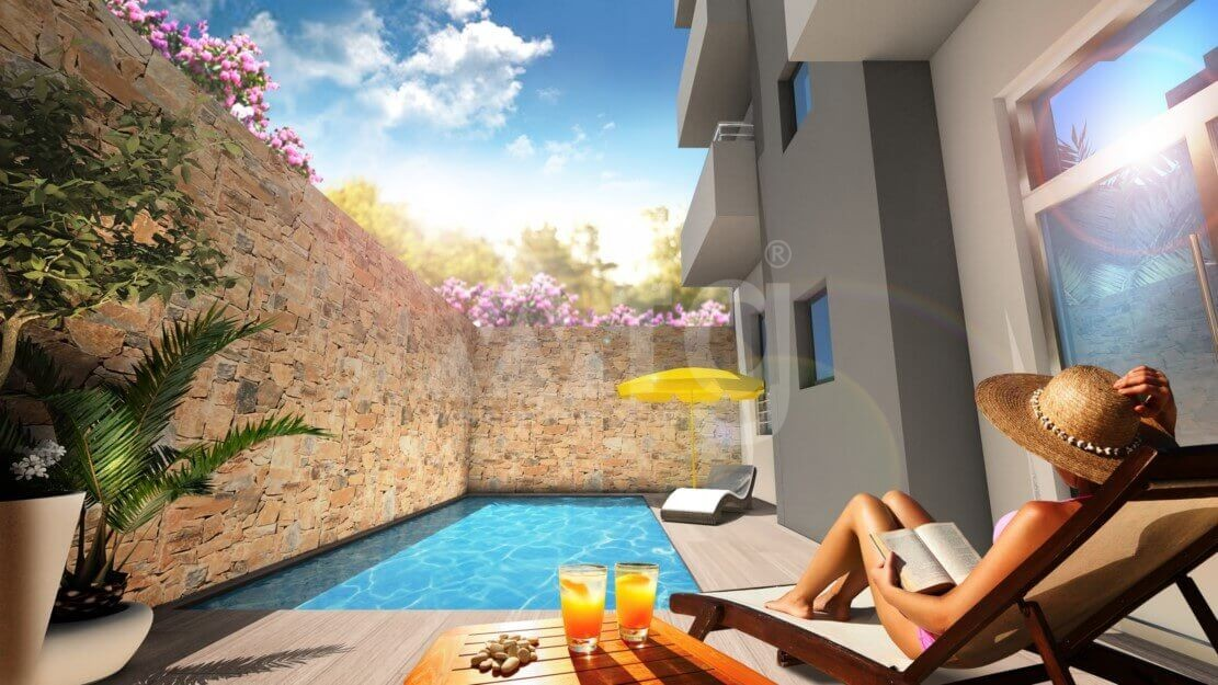 Appartement de 2 chambres à Torrevieja - AG5871 - 31