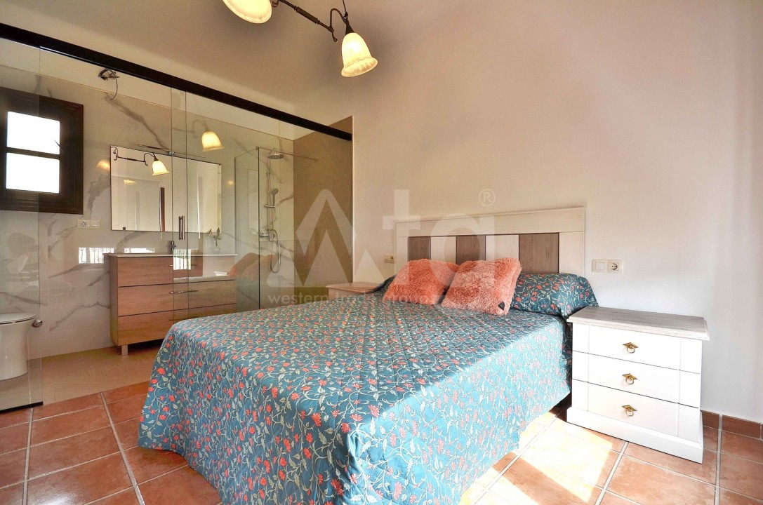 Appartement de 2 chambres à Gran Alacant - AS116007 - 14