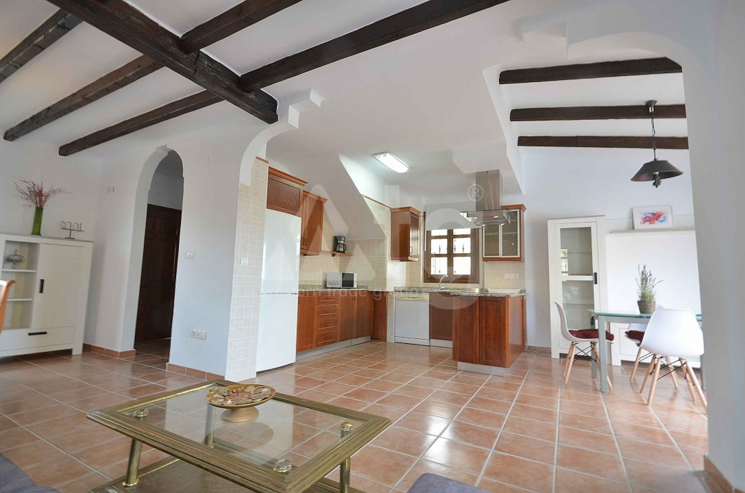 Appartement de 2 chambres à Gran Alacant - AS116007 - 6