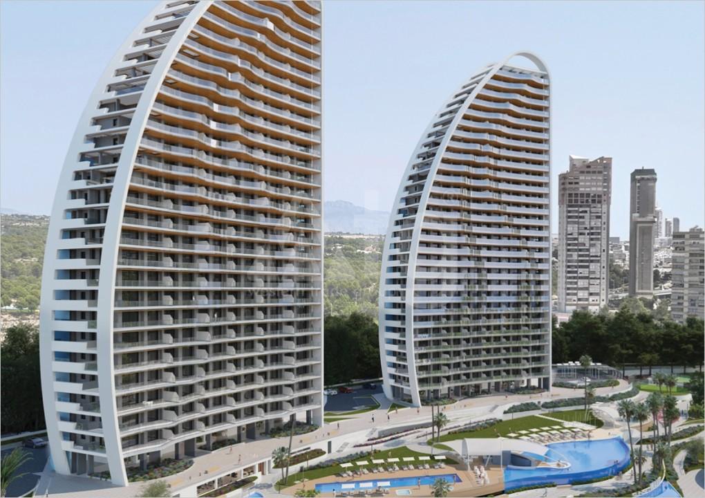 Appartement de 2 chambres à San Pedro del Pinatar - GU8308 - 1