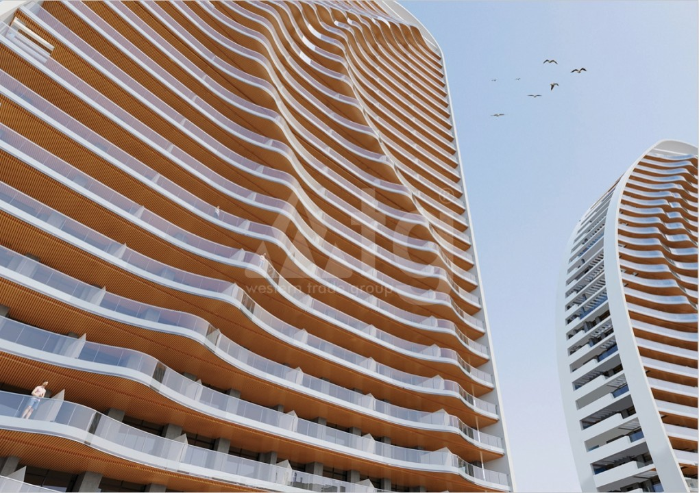 Appartement de 2 chambres à San Pedro del Pinatar - GU8308 - 10