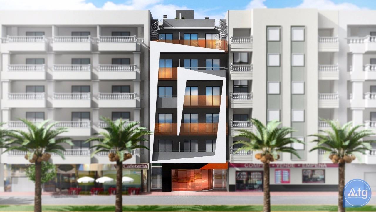 Appartement de 1 chambre à Torrevieja - AG3006 - 8