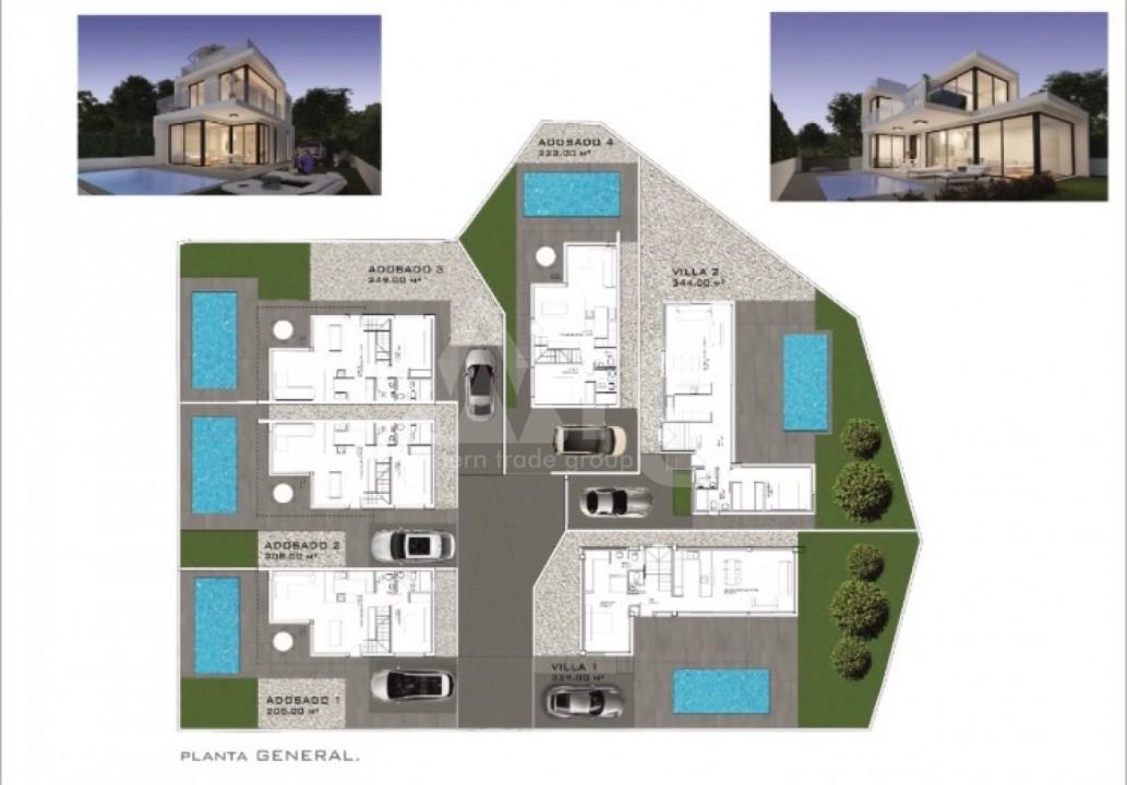 Appartement de 3 chambres à Torrevieja - MS115093 - 2
