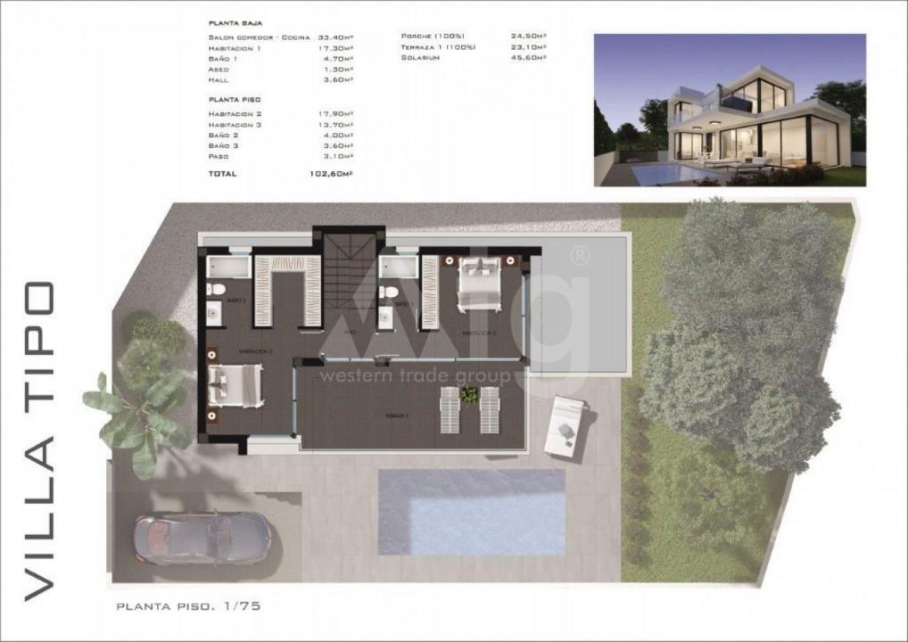Appartement de 3 chambres à Torrevieja - MS115093 - 6