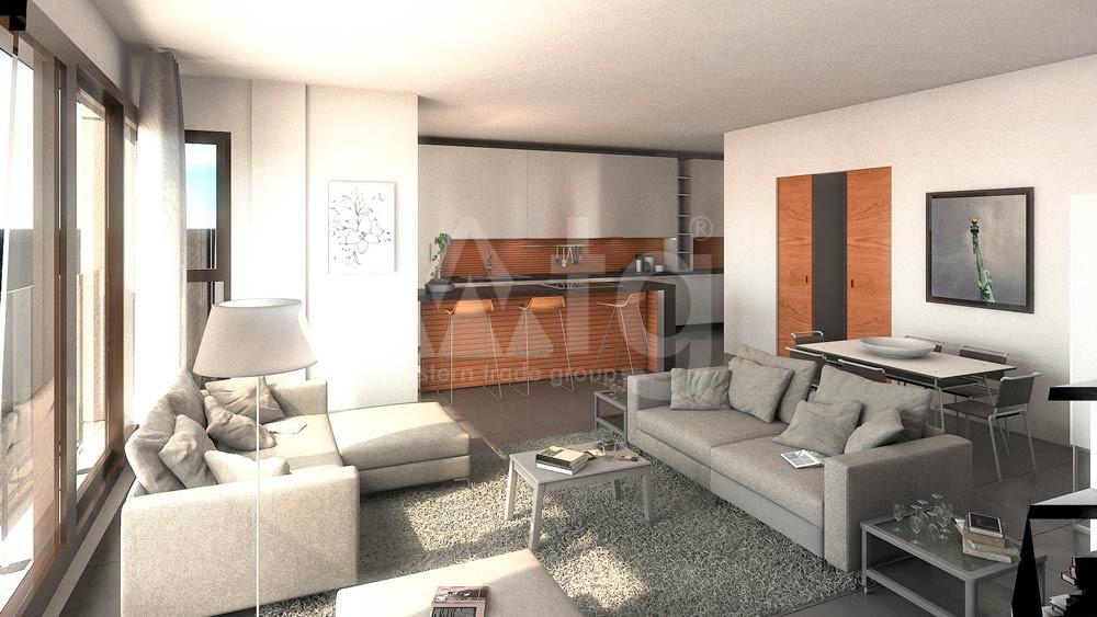 Appartement de 3 chambres à Benidorm - TM116897 - 2