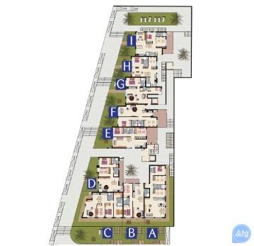 Appartement de 2 chambres à Arenales del Sol - ER7348 - 22