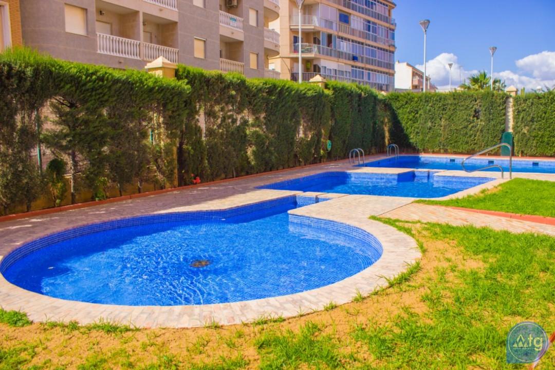 Appartement de 2 chambres à Torrevieja - AG4218 - 1