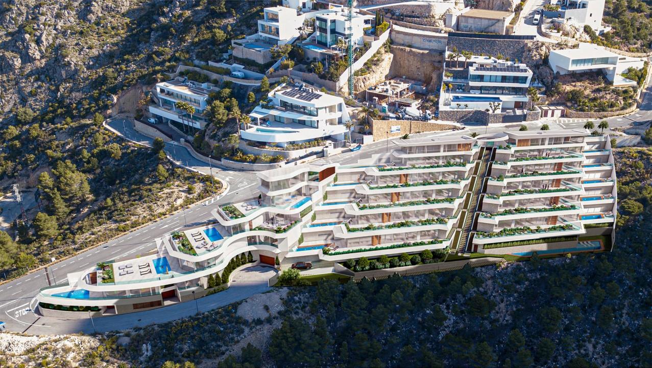 Appartement de 2 chambres à Benidorm - TM116993 - 1