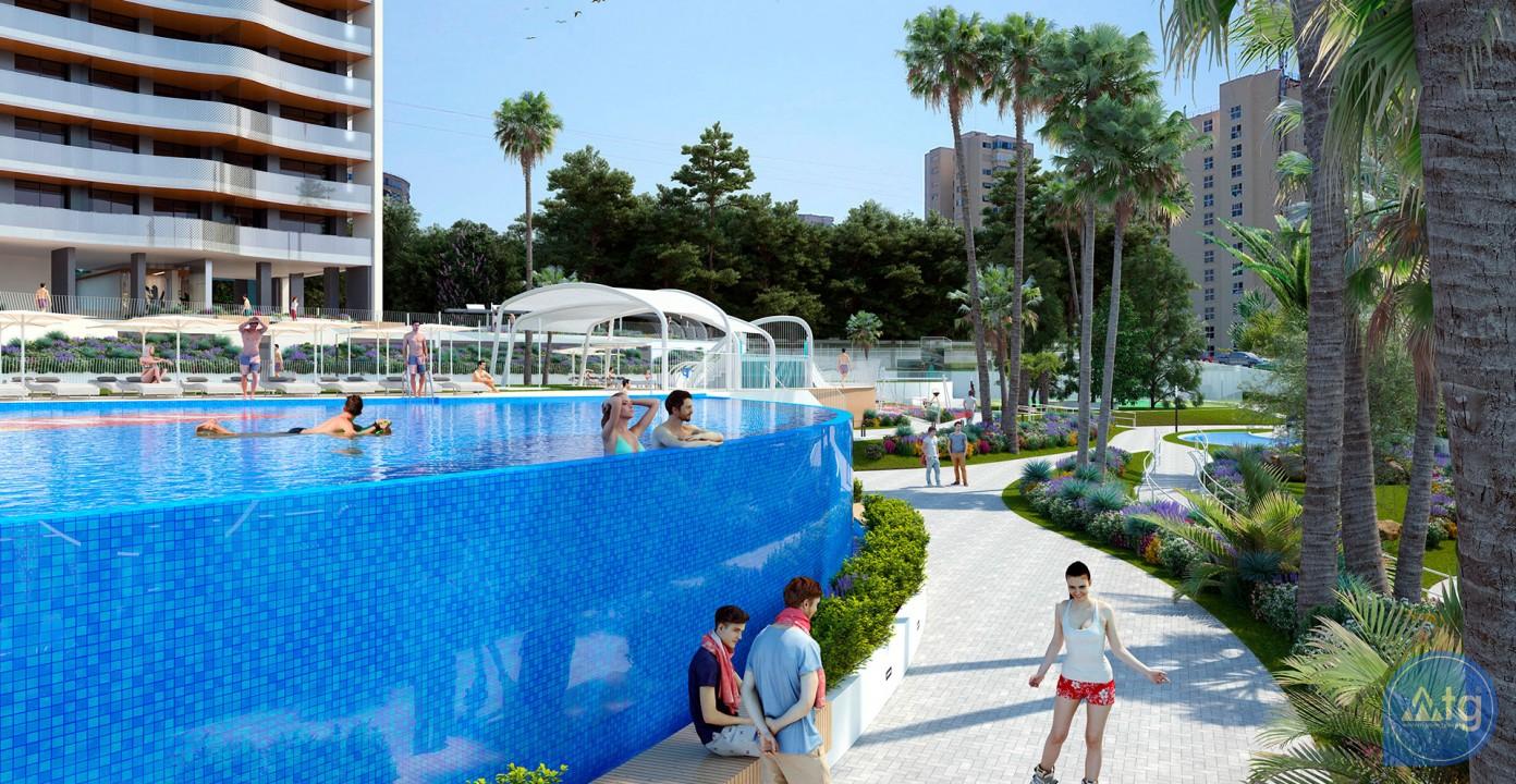 Appartement de 2 chambres à Benidorm - TM116993 - 13