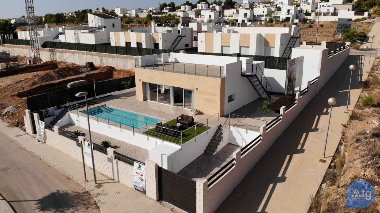 3 bedroom Villa in Benijófar  - M6003 - 2