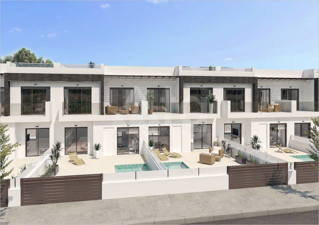 4 bedroom Villa in Ciudad Quesada - AT7260 - 9