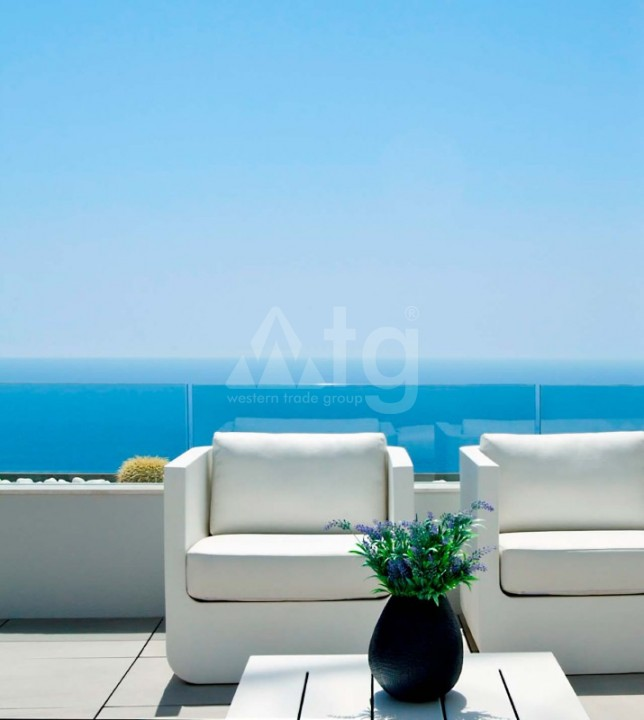 3 bedroom Villa in Finestrat  - CG7655 - 15