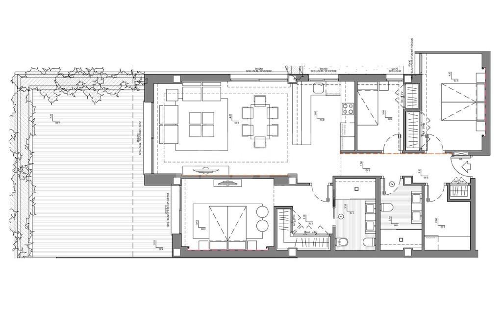 3 bedroom Villa in Finestrat  - CG7655 - 16