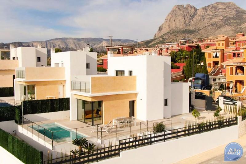 3 bedroom Villa in Finestrat  - MH1110649 - 3