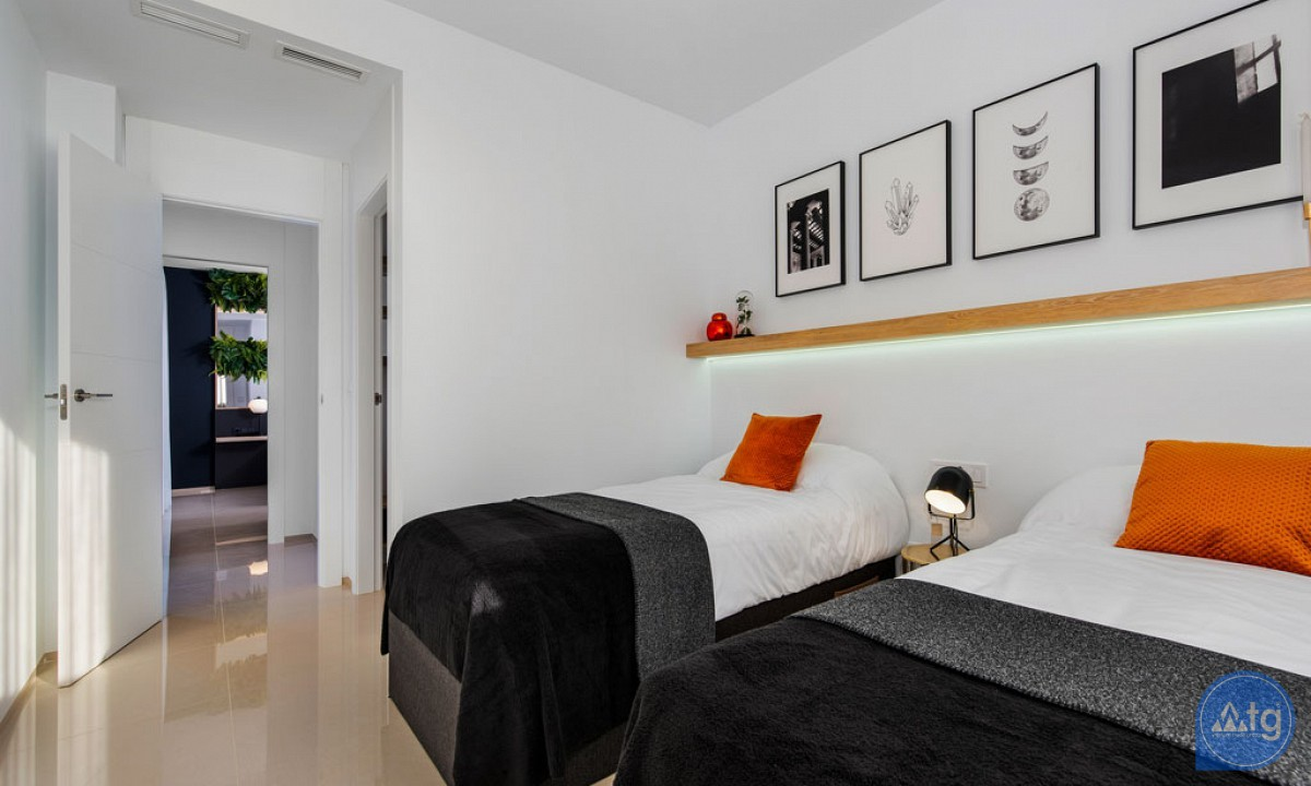 3 bedroom Villa in Los Alcázares - ER8317 - 16