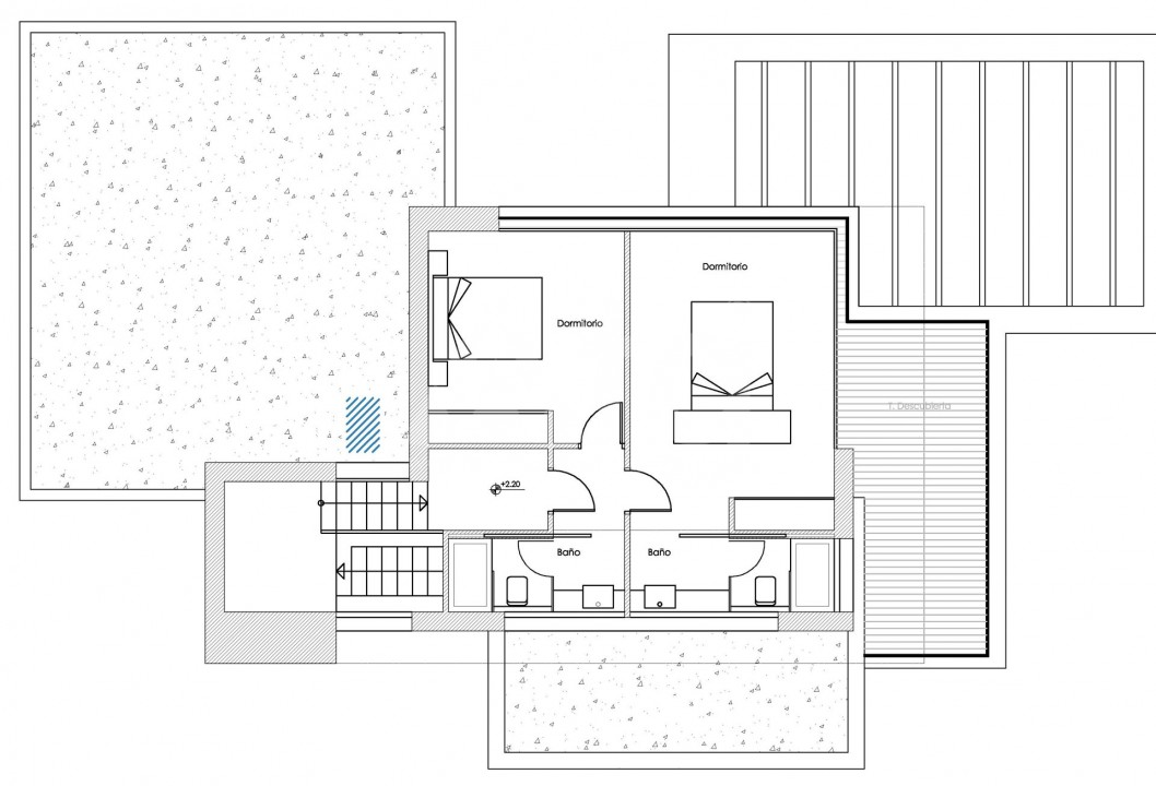 4 bedroom Villa in Los Montesinos  - GEO8327 - 13