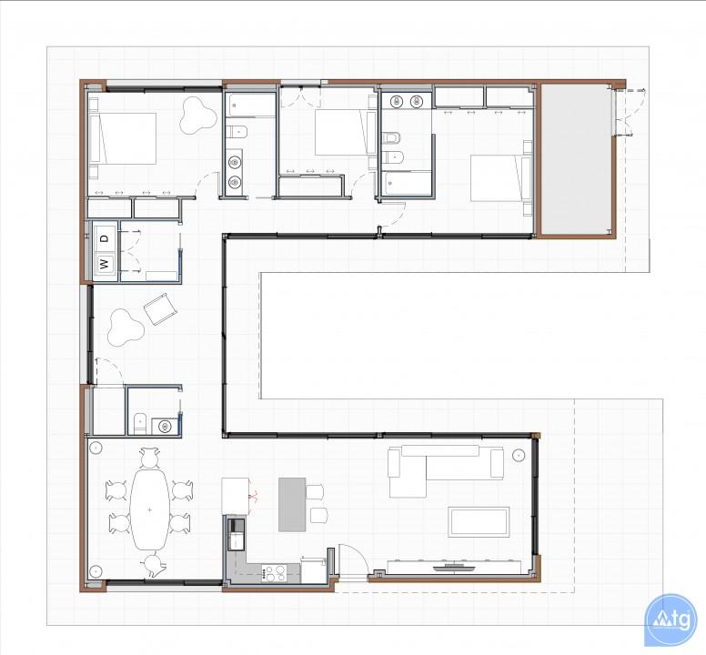 3 bedroom Villa in Mutxamel  - PH1110298 - 8