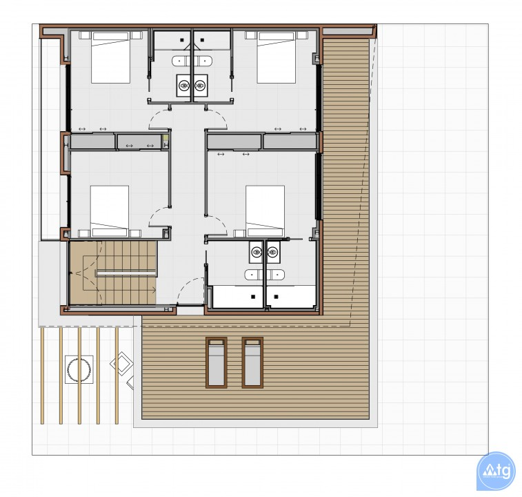 5 bedroom Villa in Mutxamel  - PH1110382 - 9