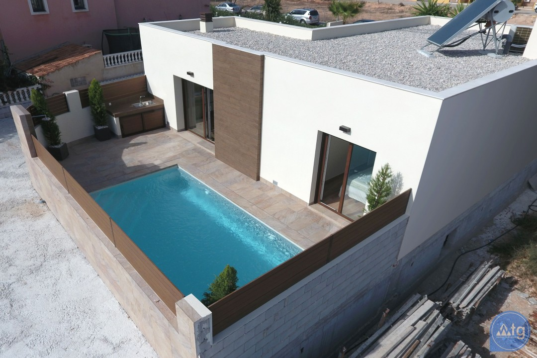 2 bedroom Villa in Pilar de la Horadada - EF6156 - 2