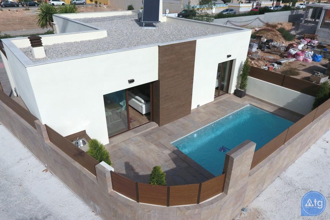 2 bedroom Villa in Pilar de la Horadada  - EF6156 - 3