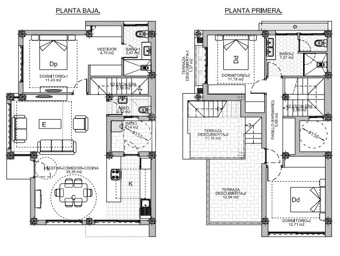 3 bedroom Villa in Polop  - WF7207 - 11