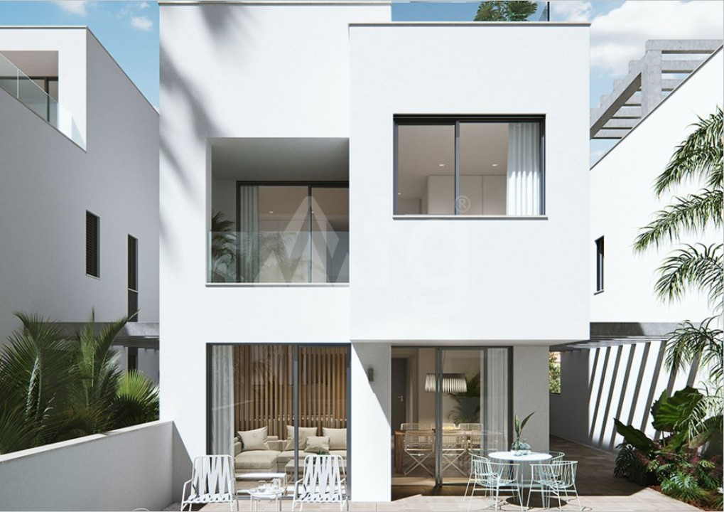 3 bedroom Villa in Polop  - WF7205 - 10