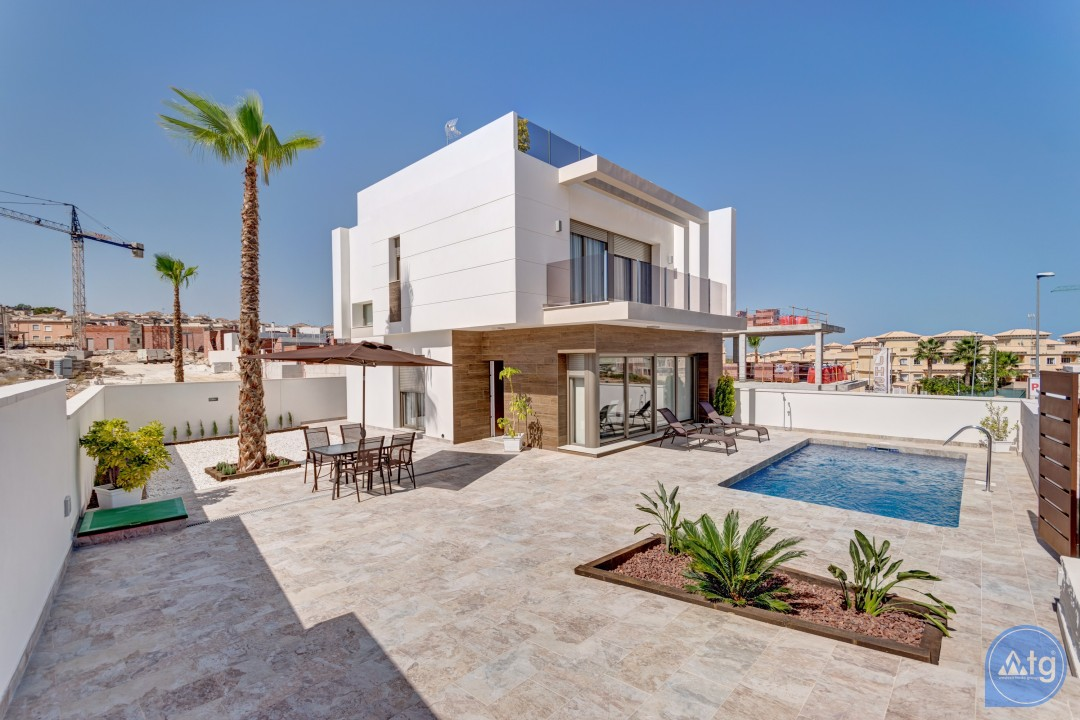 3 bedroom Villa in San Miguel de Salinas  - LH116451 - 1