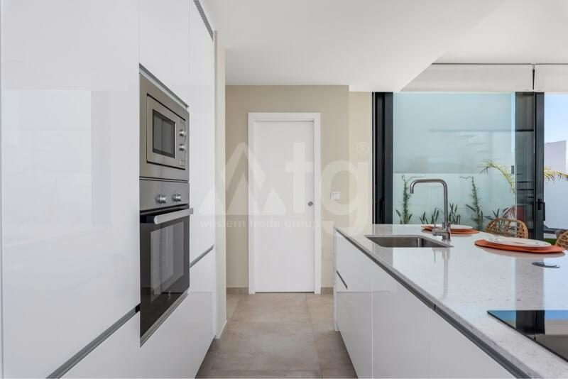 3 bedroom Villa in San Pedro del Pinatar - GU6651 - 11