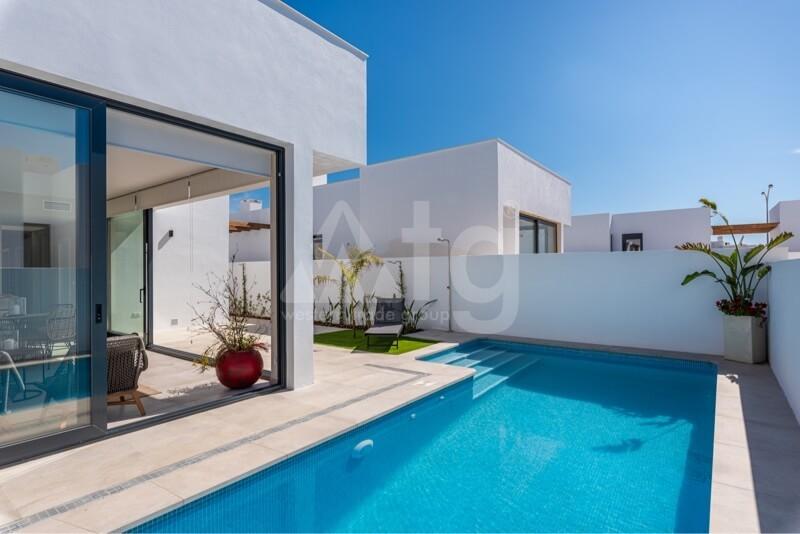 3 bedroom Villa in San Pedro del Pinatar - GU6651 - 2