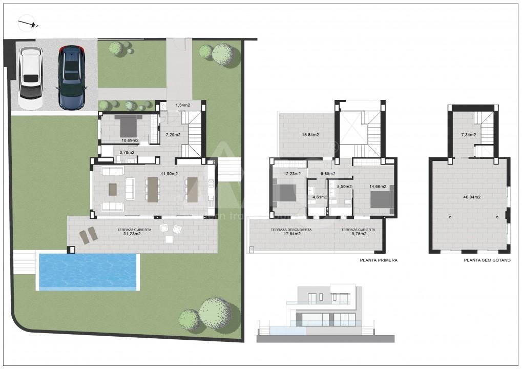 3 bedroom Villa in Villamartin  - LH6498 - 9