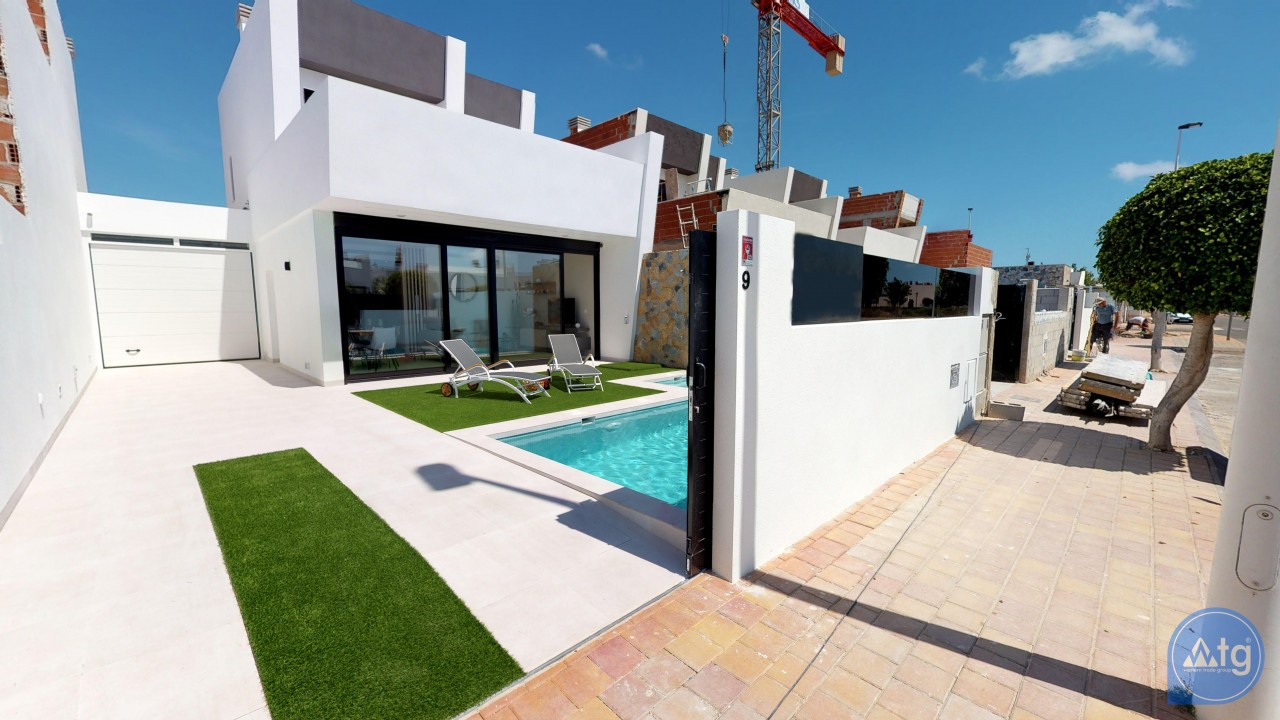 3 bedroom Villa in San Pedro del Pinatar  - GU119782 - 2