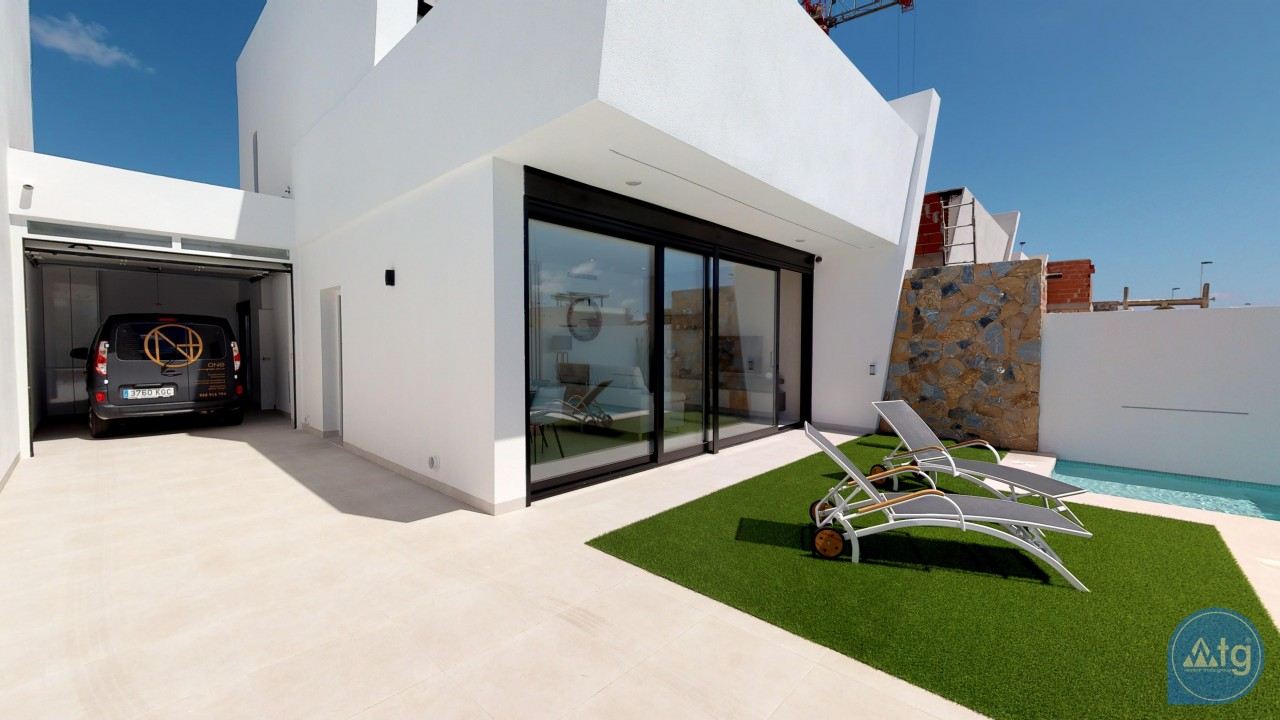 3 bedroom Villa in San Pedro del Pinatar  - GU119782 - 3