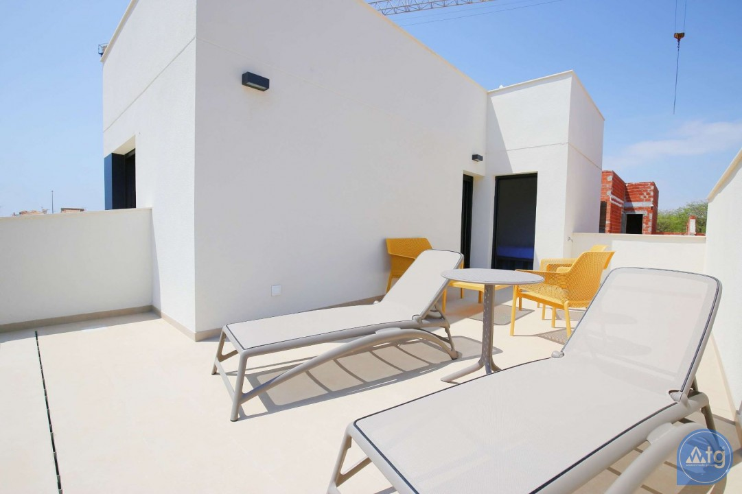3 bedroom Villa in Torre de la Horadada  - BM2906 - 13