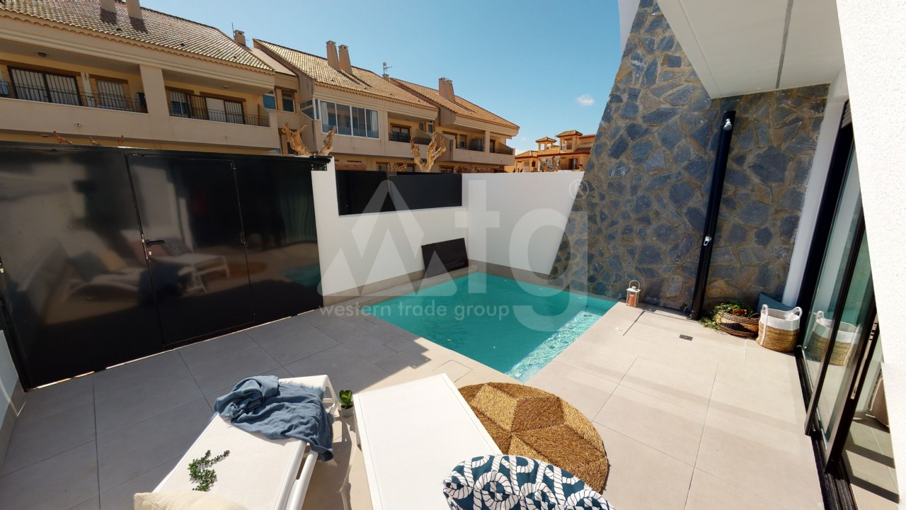 3 bedroom Villa in Finestrat  - EH115906 - 2