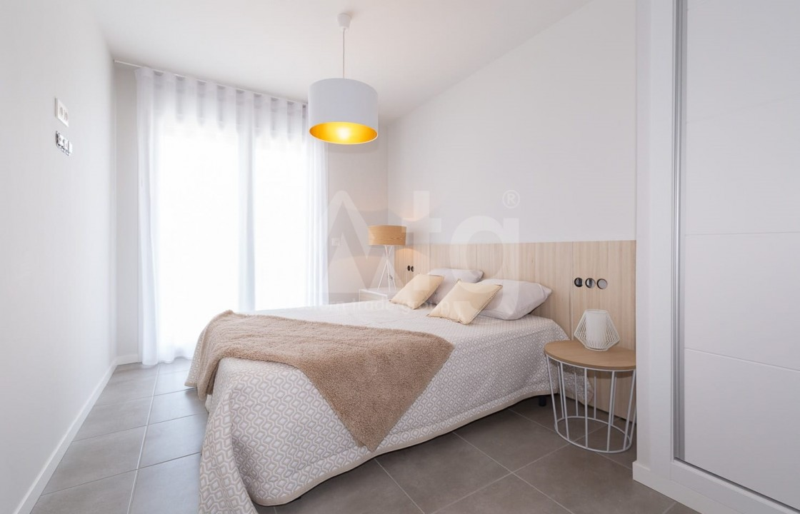 4 bedroom Villa in Finestrat  - AG5792 - 12