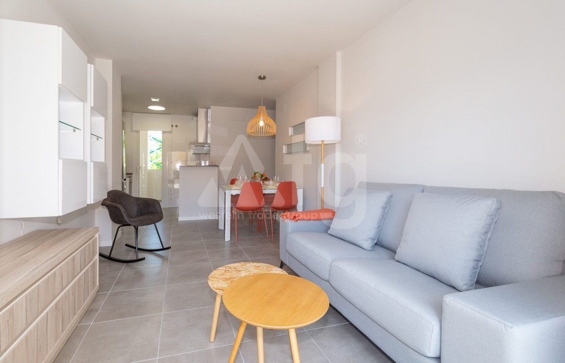 4 bedroom Villa in Finestrat  - AG5792 - 7