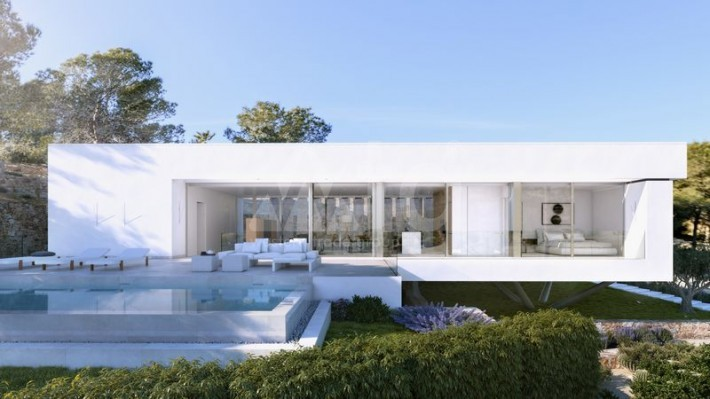 3 bedroom Villa in Lo Romero - BM8424 - 1