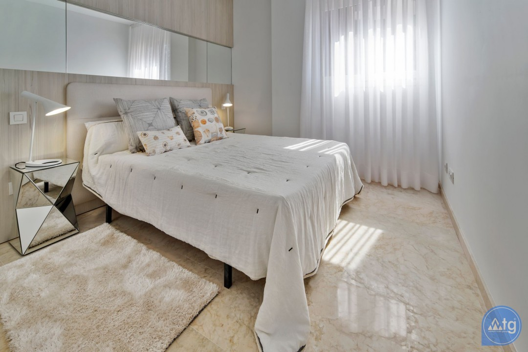6 bedroom Villa in Altea  - TE3907 - 18