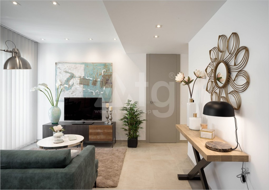 2 bedroom Villa in Balsicas - US6946 - 2
