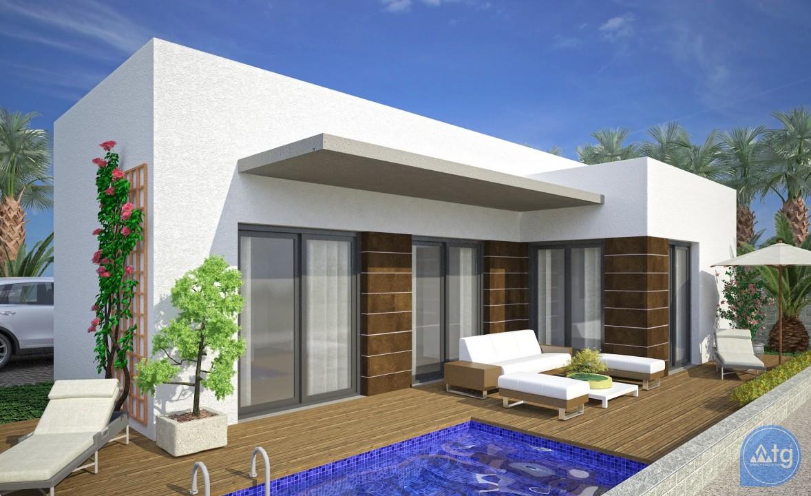 2 bedroom Villa in Benijófar - M6179 - 1