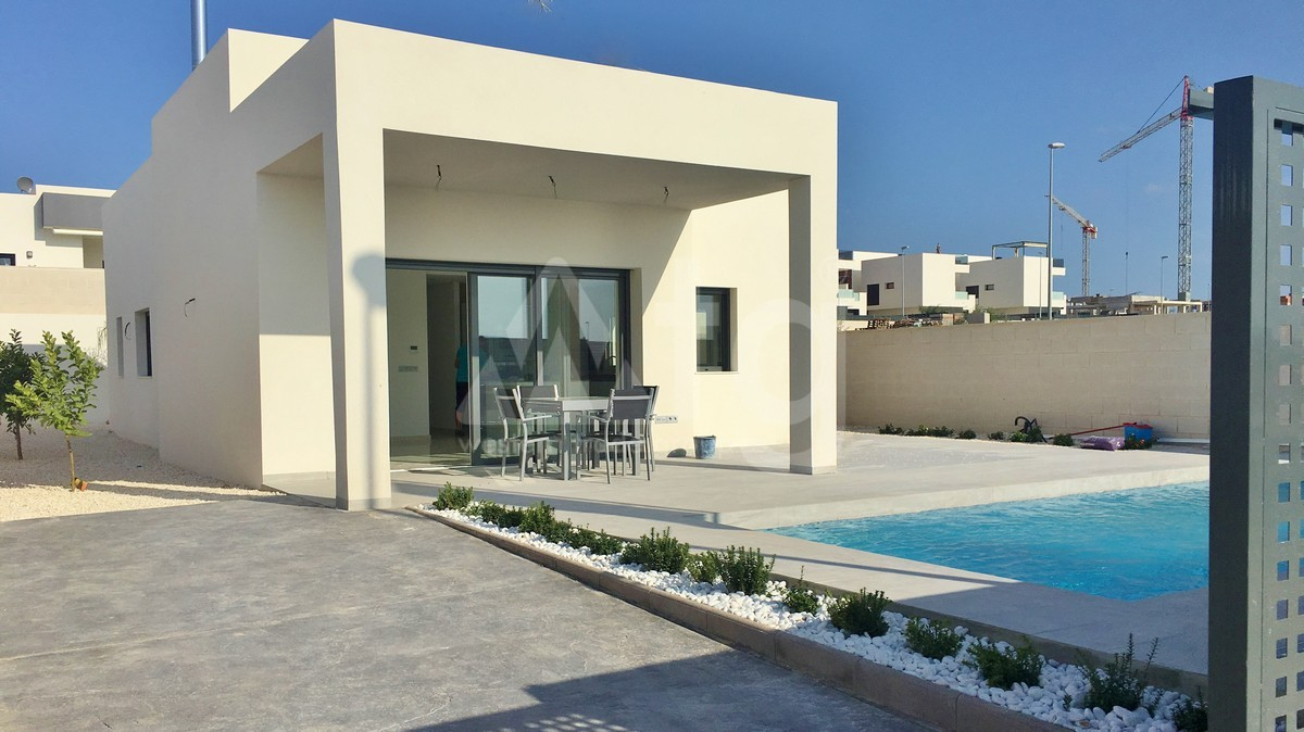 3 bedroom Villa in Benijófar - M5990 - 2