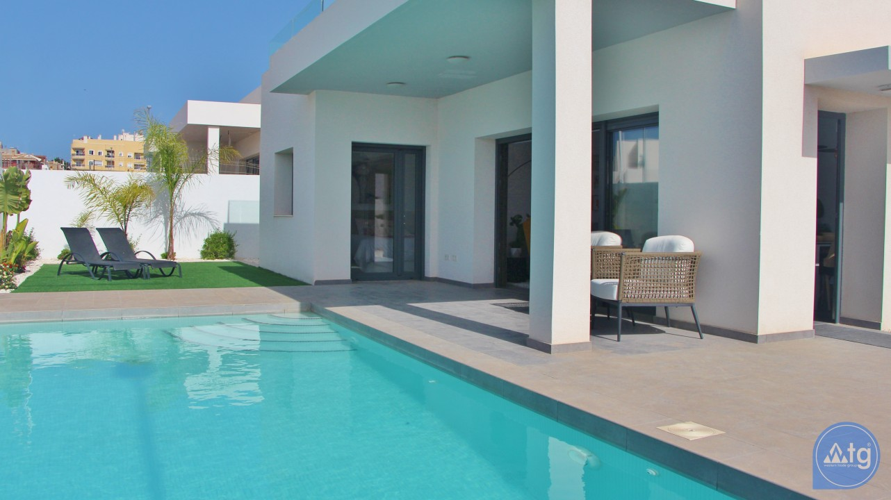 2 bedroom Villa in Benijófar  - M5992 - 2