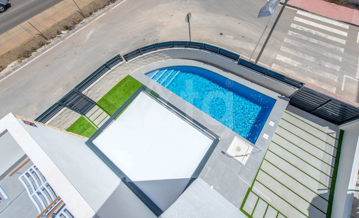 3 bedroom Villa in Ciudad Quesada  - GV5845 - 42