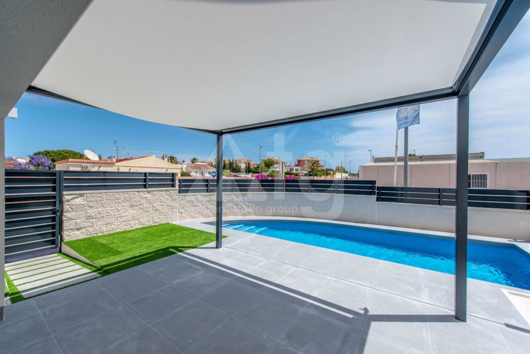 3 bedroom Villa in Ciudad Quesada  - GV5845 - 49