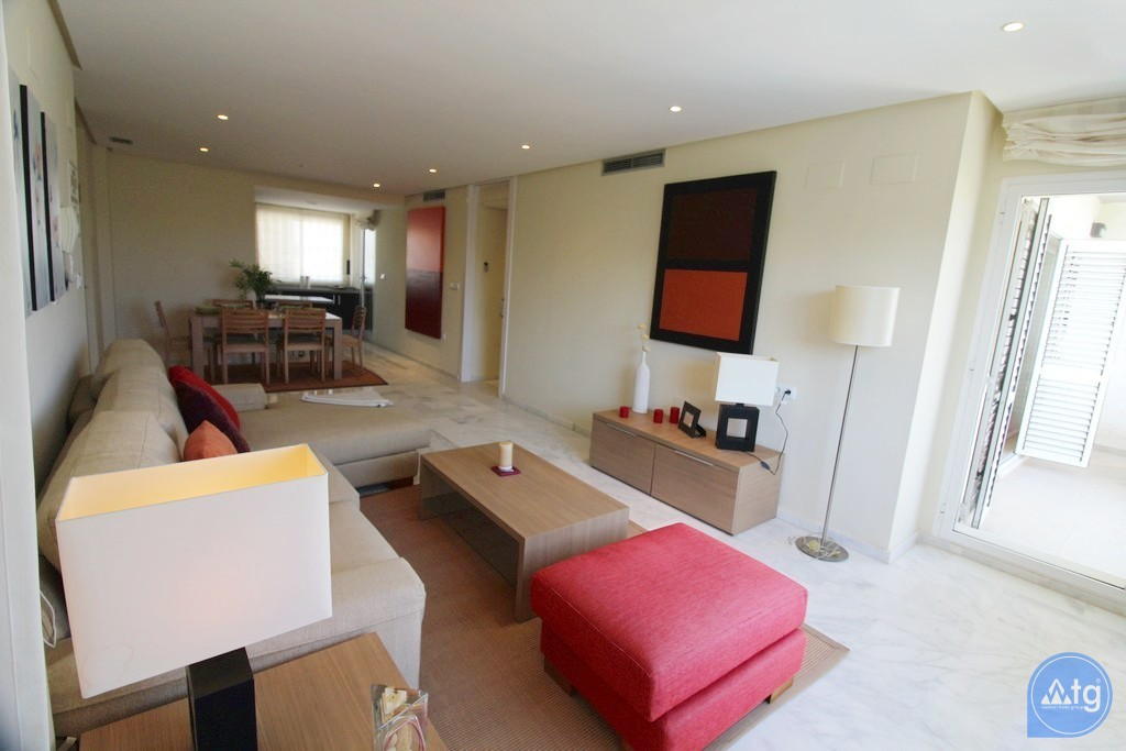 Beautiful Villa in Ciudad Quesada, 3 bedrooms, area 165 m<sup>2</sup> - CM5302 - 11