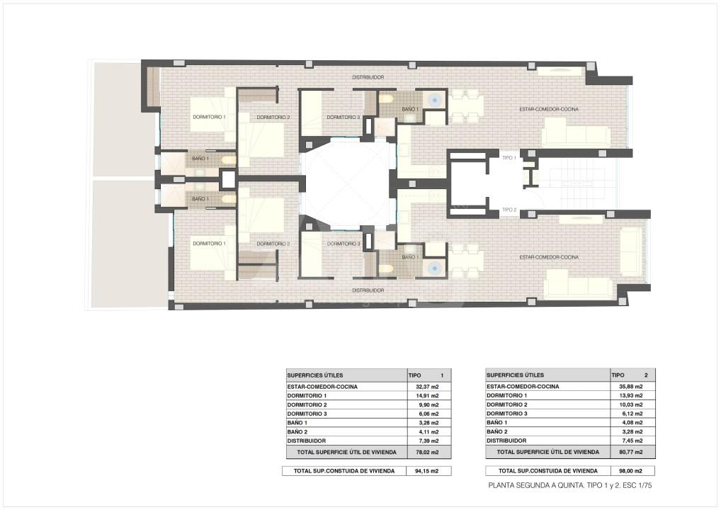 3 bedroom Villa in Dehesa de Campoamor  - AGI115633 - 3