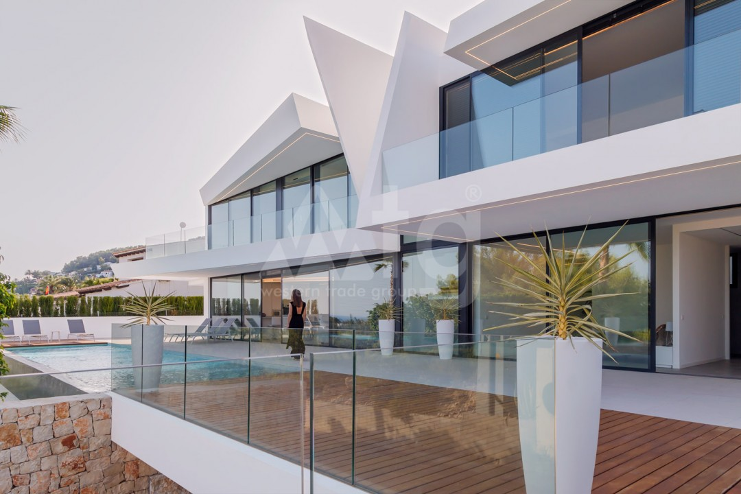 5 bedroom Villa in Dehesa de Campoamor - AG1962 - 2
