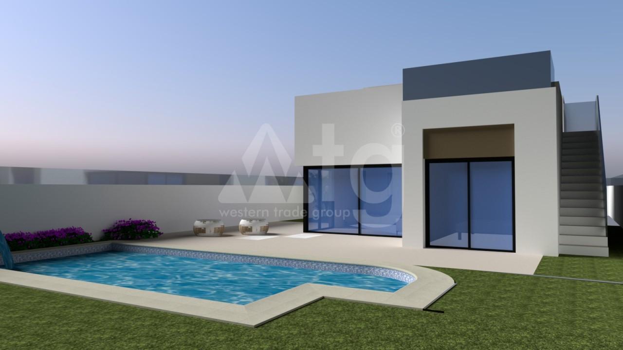 3 bedroom Villa in Dehesa de Campoamor - AG9445 - 2