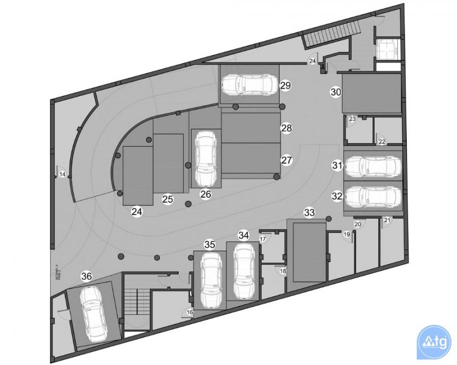 3 bedroom Villa in El Campello - M8148 - 1